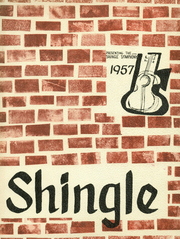 1957 Edition, Ballard High School - Shingle Yearbook (Seattle, WA)