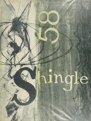 1958 Edition, Ballard High School - Shingle Yearbook (Seattle, WA)