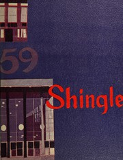 Page 1, 1959 Edition, Ballard High School - Shingle Yearbook (Seattle, WA) online yearbook collection