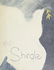 1960 Edition, Ballard High School - Shingle Yearbook (Seattle, WA)