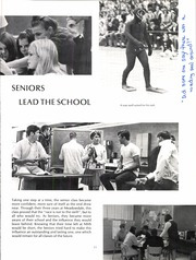 Page 15, 1969 Edition, Meadowdale High School - Mesika Yearbook (Lynnwood, WA) online yearbook collection