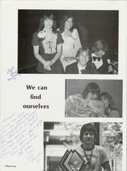 Page 8, 1981 Edition, Meadowdale High School - Mesika Yearbook (Lynnwood, WA) online yearbook collection