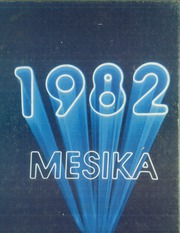 1982 Edition, Meadowdale High School - Mesika Yearbook (Lynnwood, WA)
