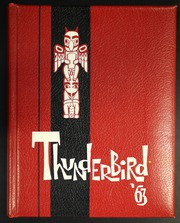 1963 Edition, Sammamish High School - Thunderbird Yearbook (Bellevue, WA)