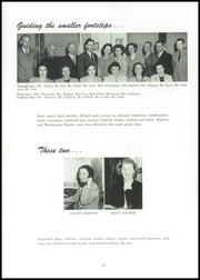 Page 16, 1948 Edition, Toppenish Senior High School - Tohiscan Yearbook (Toppenish, WA) online yearbook collection