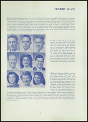 Page 16, 1951 Edition, Toppenish Senior High School - Tohiscan Yearbook (Toppenish, WA) online yearbook collection