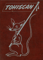 1954 Edition, Toppenish Senior High School - Tohiscan Yearbook (Toppenish, WA)