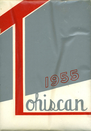 1955 Edition, Toppenish Senior High School - Tohiscan Yearbook (Toppenish, WA)
