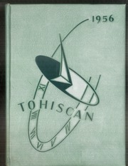 1956 Edition, Toppenish Senior High School - Tohiscan Yearbook (Toppenish, WA)