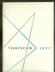 Toppenish Senior High School - Tohiscan Yearbook (Toppenish, WA) online yearbook collection, 1957 Edition, Page 1