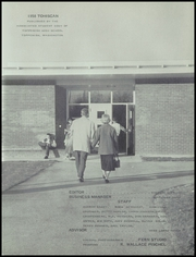 Page 5, 1958 Edition, Toppenish Senior High School - Tohiscan Yearbook (Toppenish, WA) online yearbook collection