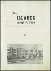 Page 5, 1943 Edition, Renton High School - Illahee Yearbook (Renton, WA) online yearbook collection
