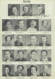 Page 10, 1948 Edition, Renton High School - Illahee Yearbook (Renton, WA) online yearbook collection