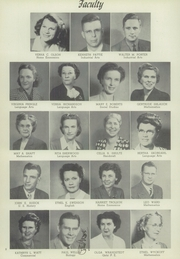 Page 12, 1948 Edition, Renton High School - Illahee Yearbook (Renton, WA) online yearbook collection