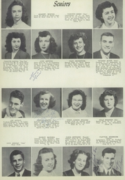 Page 16, 1948 Edition, Renton High School - Illahee Yearbook (Renton, WA) online yearbook collection