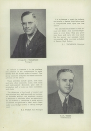Page 8, 1948 Edition, Renton High School - Illahee Yearbook (Renton, WA) online yearbook collection