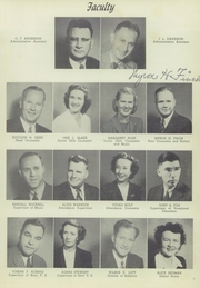 Page 9, 1948 Edition, Renton High School - Illahee Yearbook (Renton, WA) online yearbook collection