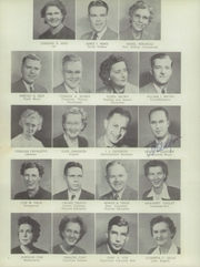 Page 10, 1949 Edition, Renton High School - Illahee Yearbook (Renton, WA) online yearbook collection