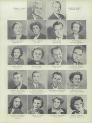Page 11, 1949 Edition, Renton High School - Illahee Yearbook (Renton, WA) online yearbook collection
