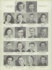 Page 12, 1949 Edition, Renton High School - Illahee Yearbook (Renton, WA) online yearbook collection
