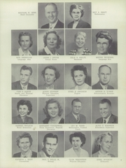 Page 13, 1949 Edition, Renton High School - Illahee Yearbook (Renton, WA) online yearbook collection