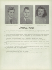 Page 14, 1949 Edition, Renton High School - Illahee Yearbook (Renton, WA) online yearbook collection