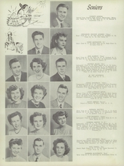 Page 16, 1949 Edition, Renton High School - Illahee Yearbook (Renton, WA) online yearbook collection