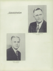 Page 9, 1949 Edition, Renton High School - Illahee Yearbook (Renton, WA) online yearbook collection
