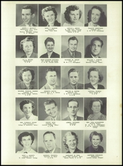 Page 11, 1950 Edition, Renton High School - Illahee Yearbook (Renton, WA) online yearbook collection