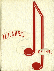 Page 1, 1953 Edition, Renton High School - Illahee Yearbook (Renton, WA) online yearbook collection