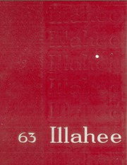 Page 1, 1963 Edition, Renton High School - Illahee Yearbook (Renton, WA) online yearbook collection