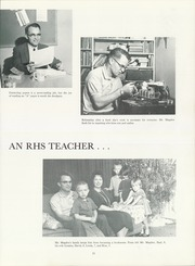 Page 15, 1963 Edition, Renton High School - Illahee Yearbook (Renton, WA) online yearbook collection