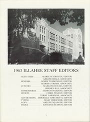 Page 8, 1963 Edition, Renton High School - Illahee Yearbook (Renton, WA) online yearbook collection