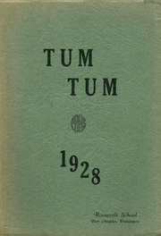 1928 Edition, Port Angeles High School - Tum Tum Yearbook (Port Angeles, WA)
