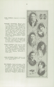 Page 13, 1928 Edition, Port Angeles High School - Tum Tum Yearbook (Port Angeles, WA) online yearbook collection