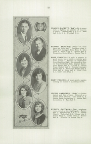 Page 14, 1928 Edition, Port Angeles High School - Tum Tum Yearbook (Port Angeles, WA) online yearbook collection