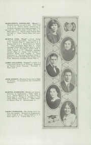 Page 15, 1928 Edition, Port Angeles High School - Tum Tum Yearbook (Port Angeles, WA) online yearbook collection
