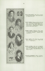 Page 16, 1928 Edition, Port Angeles High School - Tum Tum Yearbook (Port Angeles, WA) online yearbook collection