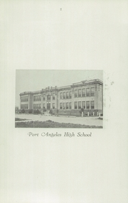 Page 9, 1928 Edition, Port Angeles High School - Tum Tum Yearbook (Port Angeles, WA) online yearbook collection
