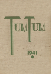 1941 Edition, Port Angeles High School - Tum Tum Yearbook (Port Angeles, WA)