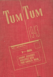 1943 Edition, Port Angeles High School - Tum Tum Yearbook (Port Angeles, WA)