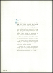 Page 10, 1946 Edition, Port Angeles High School - Tum Tum Yearbook (Port Angeles, WA) online yearbook collection