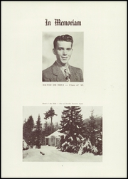 Page 11, 1948 Edition, Port Angeles High School - Tum Tum Yearbook (Port Angeles, WA) online yearbook collection