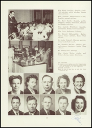 Page 16, 1948 Edition, Port Angeles High School - Tum Tum Yearbook (Port Angeles, WA) online yearbook collection