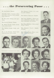 Page 15, 1949 Edition, Port Angeles High School - Tum Tum Yearbook (Port Angeles, WA) online yearbook collection