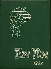 1952 Edition, Port Angeles High School - Tum Tum Yearbook (Port Angeles, WA)