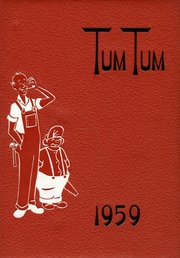 1959 Edition, Port Angeles High School - Tum Tum Yearbook (Port Angeles, WA)