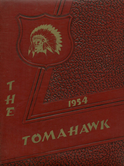 1954 Edition, Wilbur High School - Tomahawk Yearbook (Wilbur, WA)