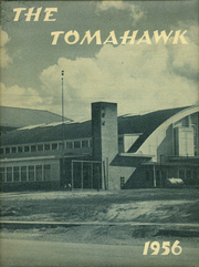 1956 Edition, Wilbur High School - Tomahawk Yearbook (Wilbur, WA)