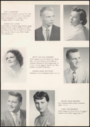 Page 13, 1957 Edition, Wilbur High School - Tomahawk Yearbook (Wilbur, WA) online yearbook collection